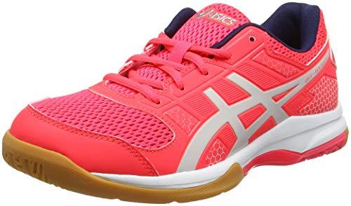 ASICS Gel-Rocket 8, Chaussures de Volleyball Femme, Multicolore (Diva Pink/Glacier Grey 700), 39 EU