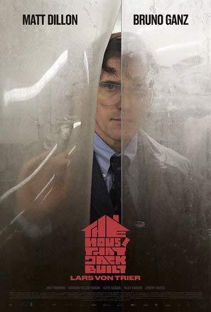 Import Posters The House That Jack Built - Matt Dillon - Danish Movie Wall Print - 30CM X 43CM Us-general Jack