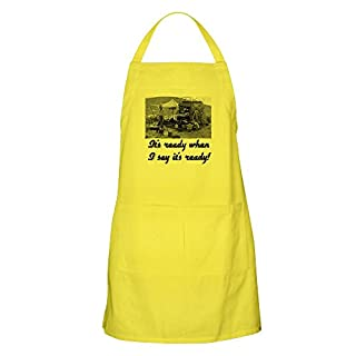 CafePress - Culinary Cowboy BBQ Apron - Kitchen Apron with Pockets