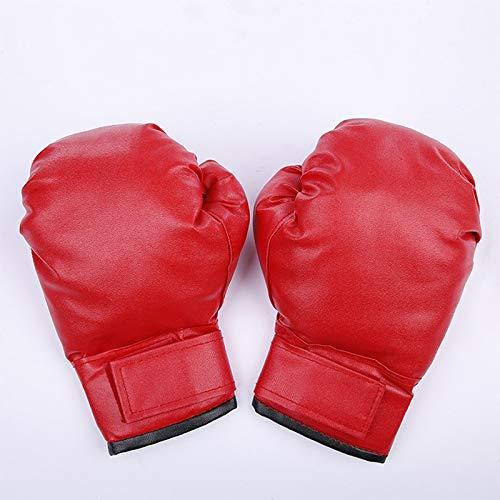 Guantoni da Boxe per Bambini, Guanti da Allenamento Junior MMA Muay Thai Sparring Traspiranti Guanti da Lavoro (Size : XS)