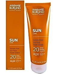 Annemarie Börlind Sun Care unisex, Fluid SPF20, 1er Pack (1 x 125 ml)