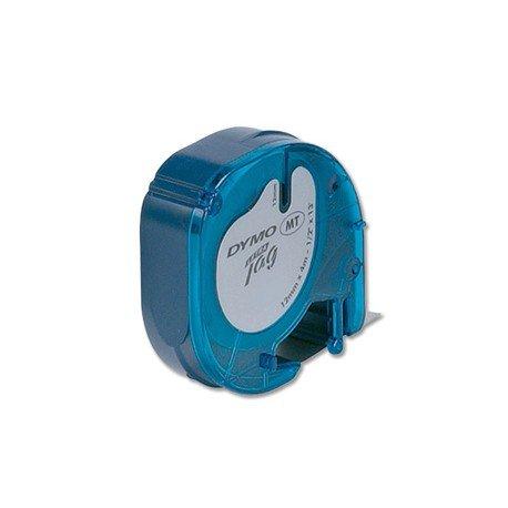 dymo-12mm-letratag-plastic-tape-cintas-para-impresoras-de-etiquetas-poliester-12-cm-4m-ampolla-22-cm