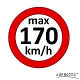 Geschwindigkeitsaufkleber Winterreifen Aufkleber 160 - 240 km/h Auswahl: (5 Stück, 170 km/h)