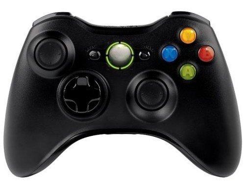 Preisvergleich Produktbild Wireless Controller für Xbox 360 Schwarz