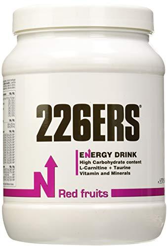 226ERS Energy Drink, Frutas Rojas - 500 gr