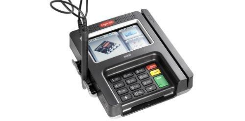 Ingenico ISC Touch 250 - Multi Lane Retail tarjeta de crédito Machine-