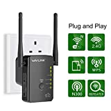 WAVLINK WiFi 300Mbps Wi-Fi Extender, Wifi Booster, Wireless Router Extender, Wireless Repeater Range