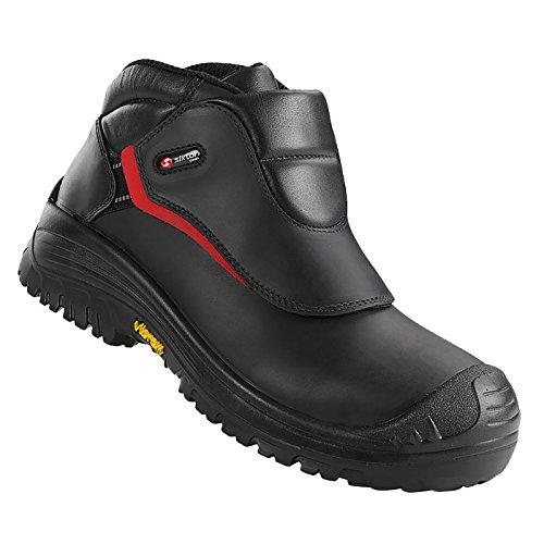 Sicherheitsschuhe für die Metallindustrie und das Schweißen - Safety Shoes Today