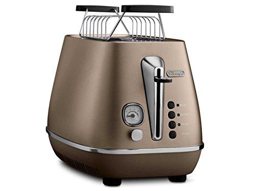 De'Longhi CTI 2103.BZ DISTINTA 2-Schlitz-Toaster