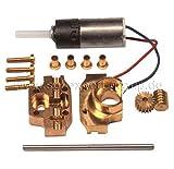 Sol Expert Mikrogetriebe Bausatz G494B für 1:87 LKW-Antriebe, Traktoren, Radlader, UVM.