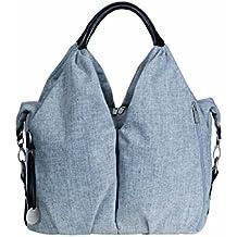 Lässig 1101001001 Green Label Neckline Bag Spin Dye, mélange