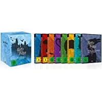 Harry Potter Complete Collection - 8 Filme