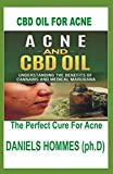 CBD OIL FOR ACNE: The Perfect Cure For Acne