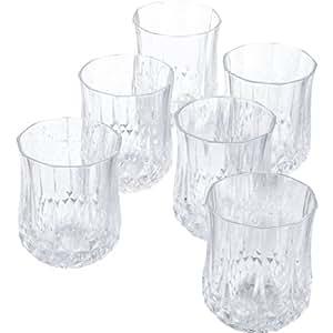 cristal d 39 arques longchamp verre de whisky 230ml sans. Black Bedroom Furniture Sets. Home Design Ideas