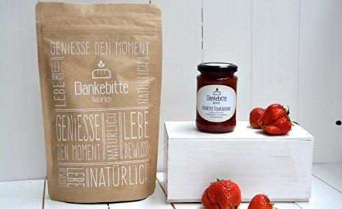 GeSCHENKset Fruchtig – Brot und Marmelade
