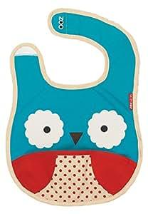 Skip Hop Bavaglino Zoo Bib Owl