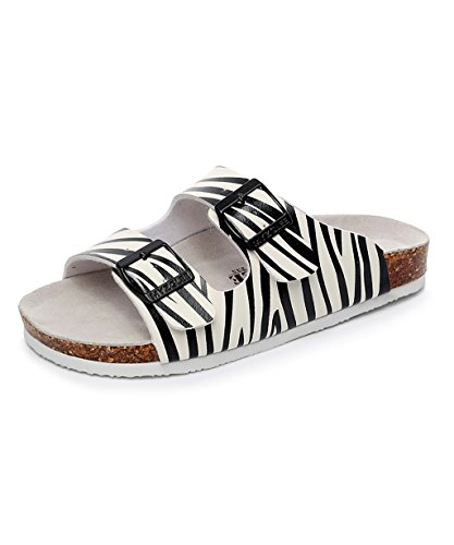 CHAOXIANG Pantofole Da Donna Antiscivolo Con tacco Ciabatte Piatte Sandali Da Surf Nuova Estate Ciabatte Spiaggia ( Colore : E , dimensioni : EU37.5/UK4.5/CN38 ) A