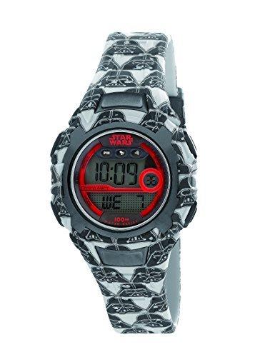 AM: PM Star Wars Darth Vader Kid 's reloj sp178-u477Digital multifunción