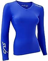 SUB Sports COLD Damen Kompressionsshirt Thermisch Base Layer Langarm