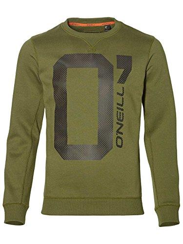 O'Neill Herren O' Sweatshirt Winter Moss, S -