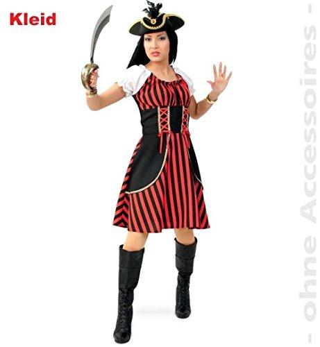 Piratin Royal Pirate Lady 44 Pirat Damen Fasching Kostüm