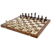 Albatros-947-Turnier-Schachspiel-nach-Staunton-6-55-x-55-cm Albatros 947 – Turnier-Schachspiel nach Staunton 6, 55 x 55 cm -