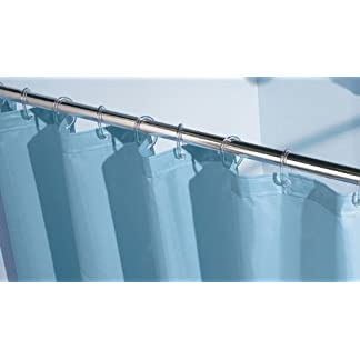41KUNO ZGHL. SS324  - Kleine Wolke 3304100000 - Extensión para Barra Universal y Angular de Cortina de Ducha (Largo: 90 cm, diámetro: 25 mm), Color Blanco