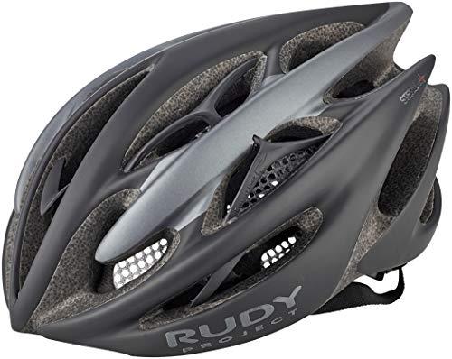 Rudy Project Sterling + Helmet Black-Titanium Matte Kopfumfang L | 59-61cm 2019 Fahrradhelm