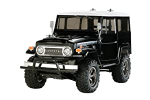 Tamiya Toyota Land Cruiser 40 - Radio-Controlled (RC) Land Vehicles (Cochecito de Juguete)