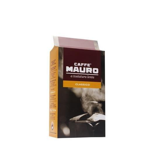 Mauro Kaffee Espresso - Caffé Classico, 250g gemahlen