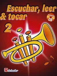 ESCUCHAR, LEER & TOCAR TROMPETA 2 CD
