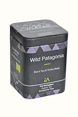 Thé bio WILD PATAGONIA - Thé noir au maté vert