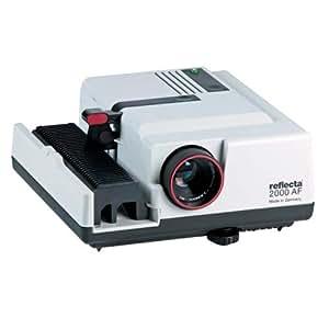 Reflecta 2000 AF Projecteur de diapositives avec Agomar MC 2.8/90 mm (Import Allemagne)