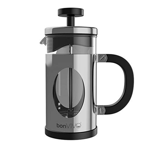 bonVIVO GAZETARO I cafetera (French Press) de