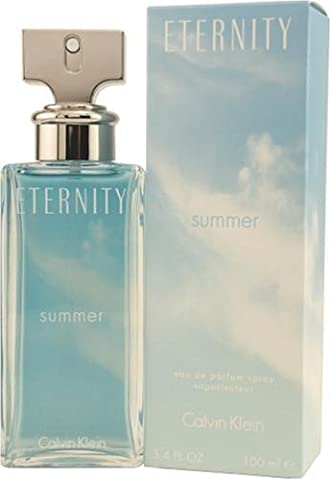 Calvin Klein Eternity Summer for Women 100ml EDP Spray