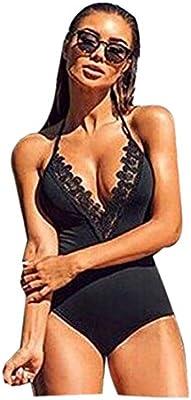 Internet Las mujeres de una pieza empujan hacia arriba del bikini con relleno