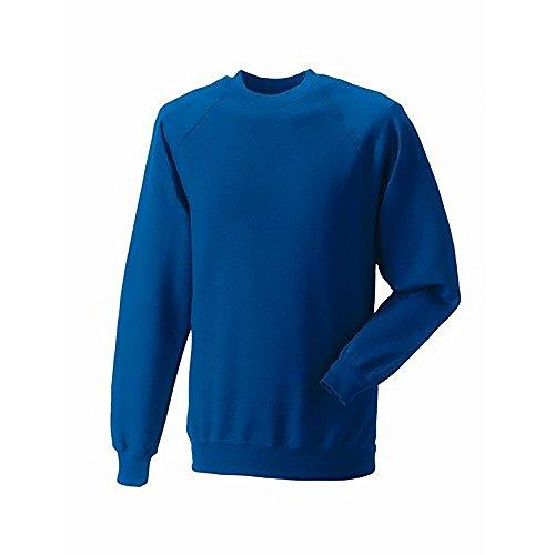 russell-felpa-girocollo-classica-uomo-4xl-blu-reale-acceso