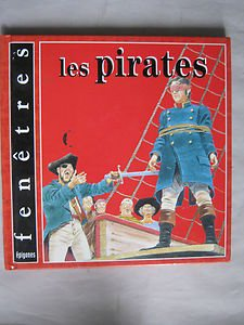 LES PIRATES par Scott Steedman