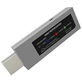 MAGIC-NS Wireless Controller Adapter Compatibile con NeoGeo Mini per NINTENDO SWITCH & PC