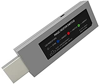 MAYFLASH Magic-NS Wireless Controller Adaptor Compatible with NeoGeo Mini (Nintendo Switch/PC) (B079B5KHWQ) | Amazon Products