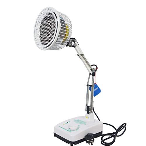 OCYE Infrarotlampe Wärmelampe für den Schreibtisch, Infrarotlampe, Schmerzlinderung für Gelenke und Muskeln, verstellbare Arme, tragbares und leichtes Design
