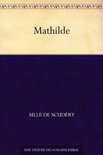 Couverture du livre Mathilde