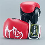 SHOUTAO Boxhandschuhe 10 Unzen / 12 Unzen / 14 Unzen / 16 Unzen Muay Thai Handschuh Karate...