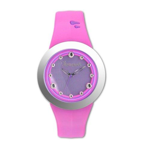 fiorucci-fiorucci-fr-1604-reloj-infantil-de-cuarzo-con-correa-de-plastico-rosa