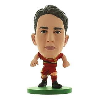 SoccerStarz SOC854 The Officially Licensed Belgium National Team Figure of Adnan Januzaj in Home Kit