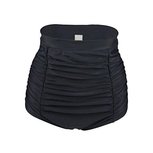 YoungSoul Ropa de baño para mujer - Trajes de baño vintage cintura alta -...