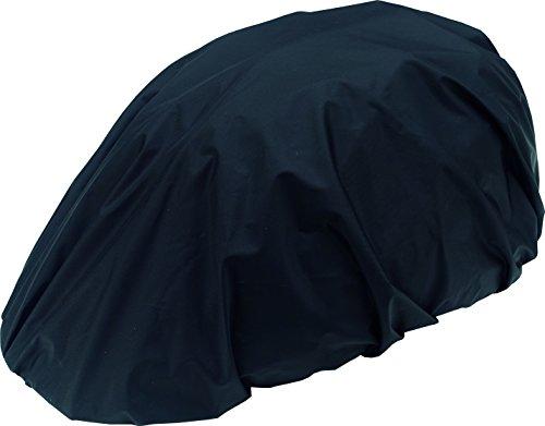 Sunnybaby 40088.0 Regenschutz 'Cap' für Fahrradhelm, schwarz