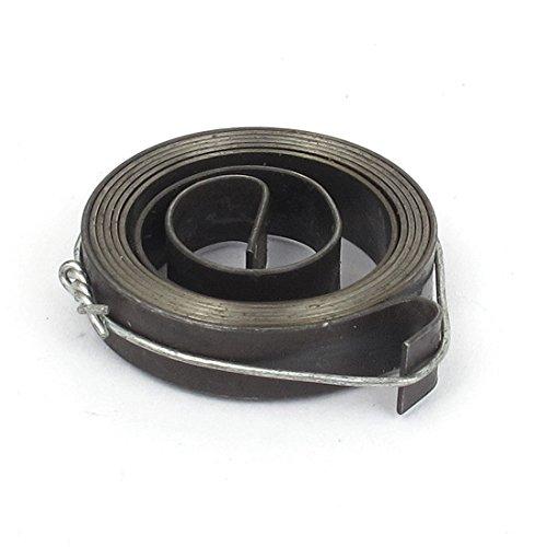 sourcingmap® 34mm Dmr 8mm Breite Metall Bohrmaschine Hülse Vorschub Spiralfeder Versammlung Test