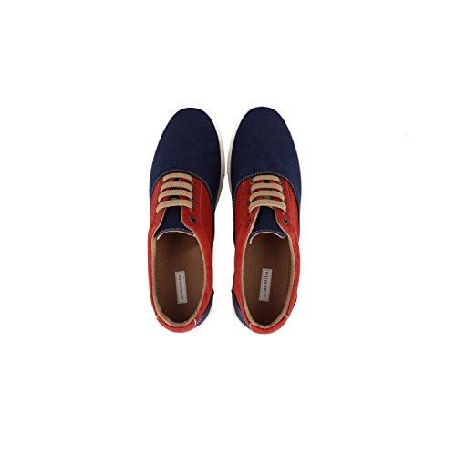 soderbergh Monsieur Chaussures basses Baskets à lacets Multicolore - Multicolore