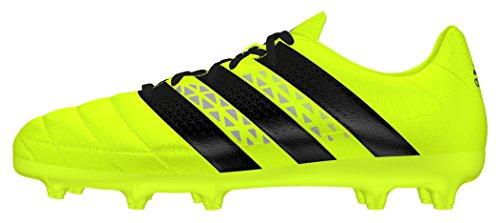 adidas Jungen Ace 16.3 Fg J Leather Fußballschuhe Amarillo (Amasol / Negbas / Plamet)
